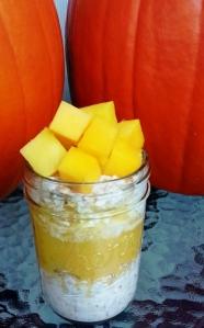 mango oats