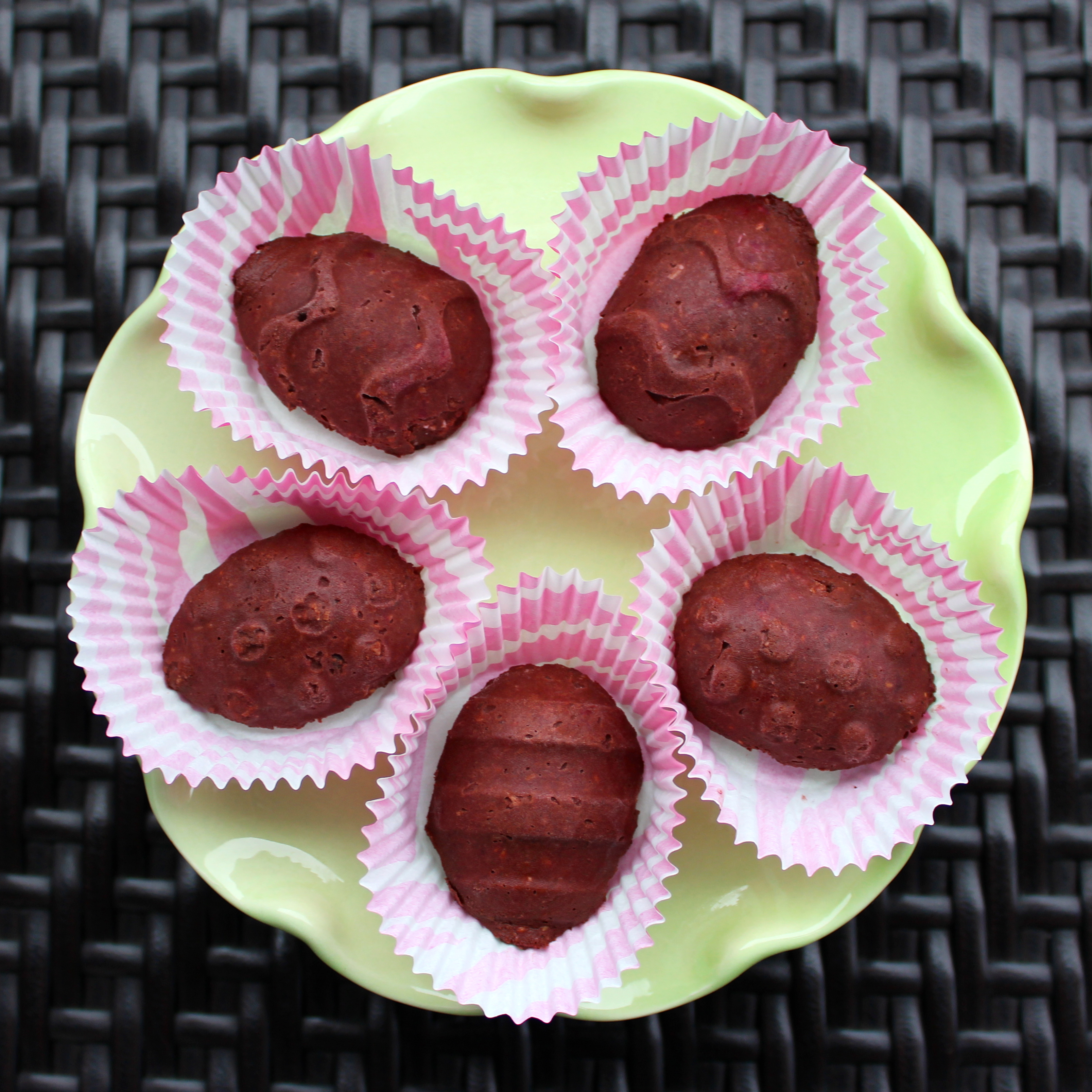 Raw Vegan Easter Egg Chocolate